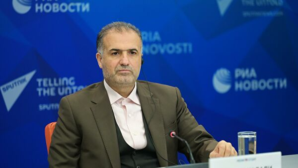 В СПбГУ пройдет лекция посла Исламской Республики Иран Казема Джалали