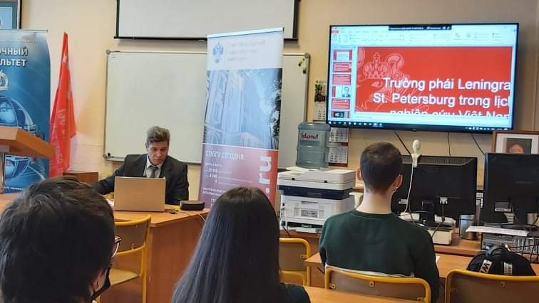'Our school of Oriental studies has always paid great attention to studying the languages of Southeast Asia': a unique conference held at St Petersburg University