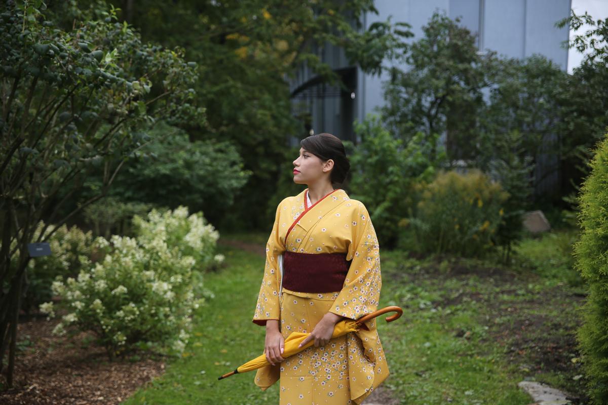 Japanese Garden opened at St Petersburg University
