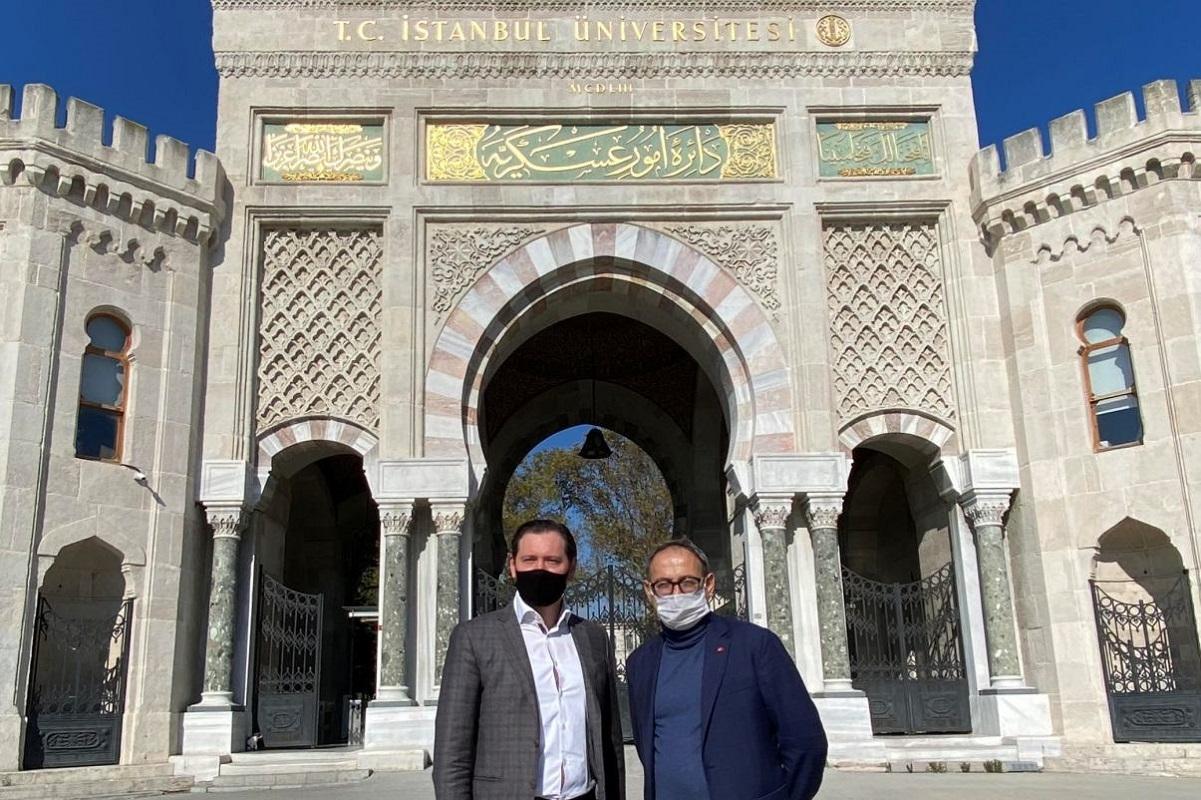 СПбГУ и Стамбульский университет расширяют сотрудничество