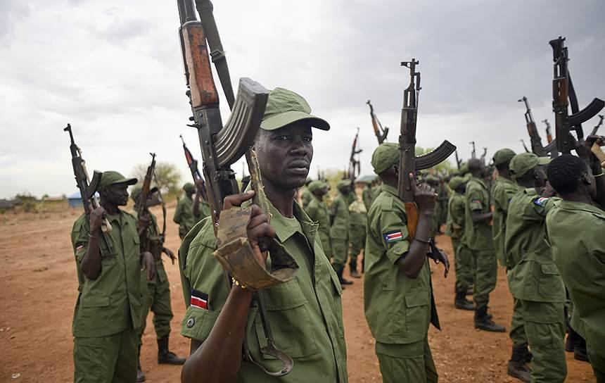 Gazeta.ru: профессор Игорь Герасимов – о попытке переворота в Судане