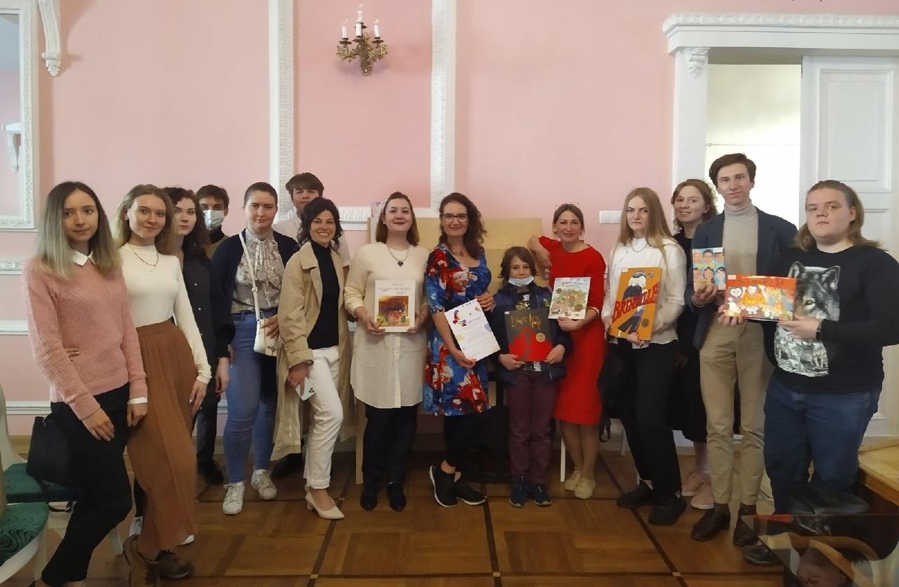 Наш студент Егор Рогов – призер конкурса перевода «Литература без границ»