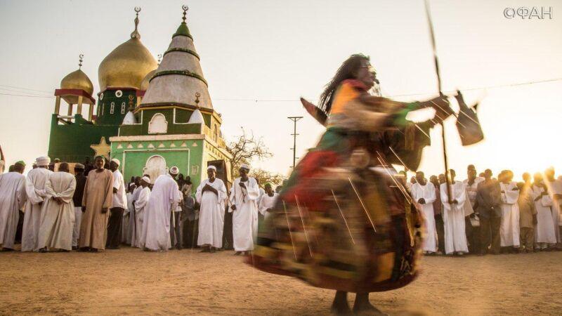 Лекция профессора Игоря Герасимова «Суфийские братства в современном Судане» в ИВР РАН