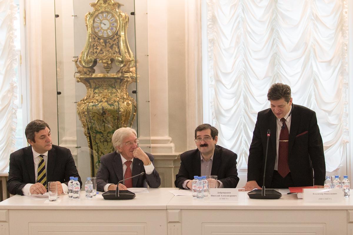 В СПбГУ обсудили проблемы обеспечения безопасности на евразийском пространстве
