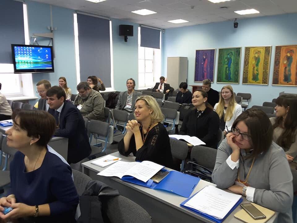 В СПбГУ прошли «XXXII Кононовские чтения»
