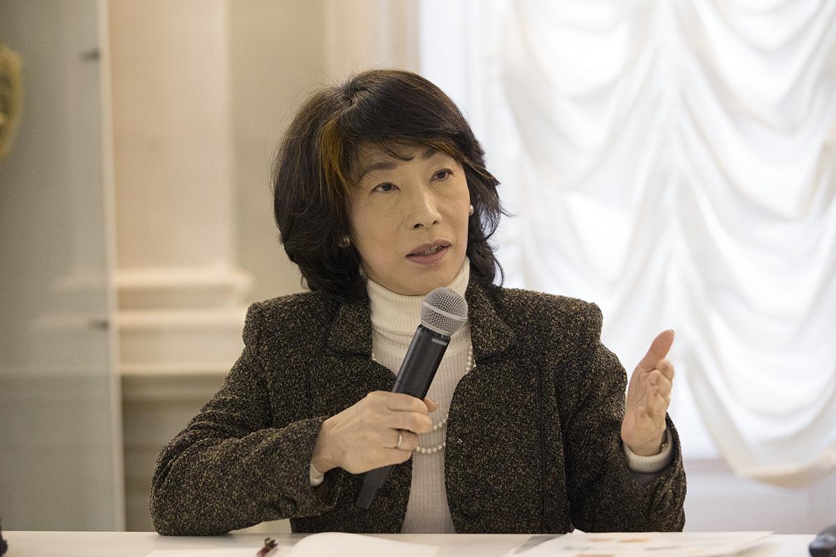 Профессор Нумано Кёко — о влиянии Японии на русскую культуру