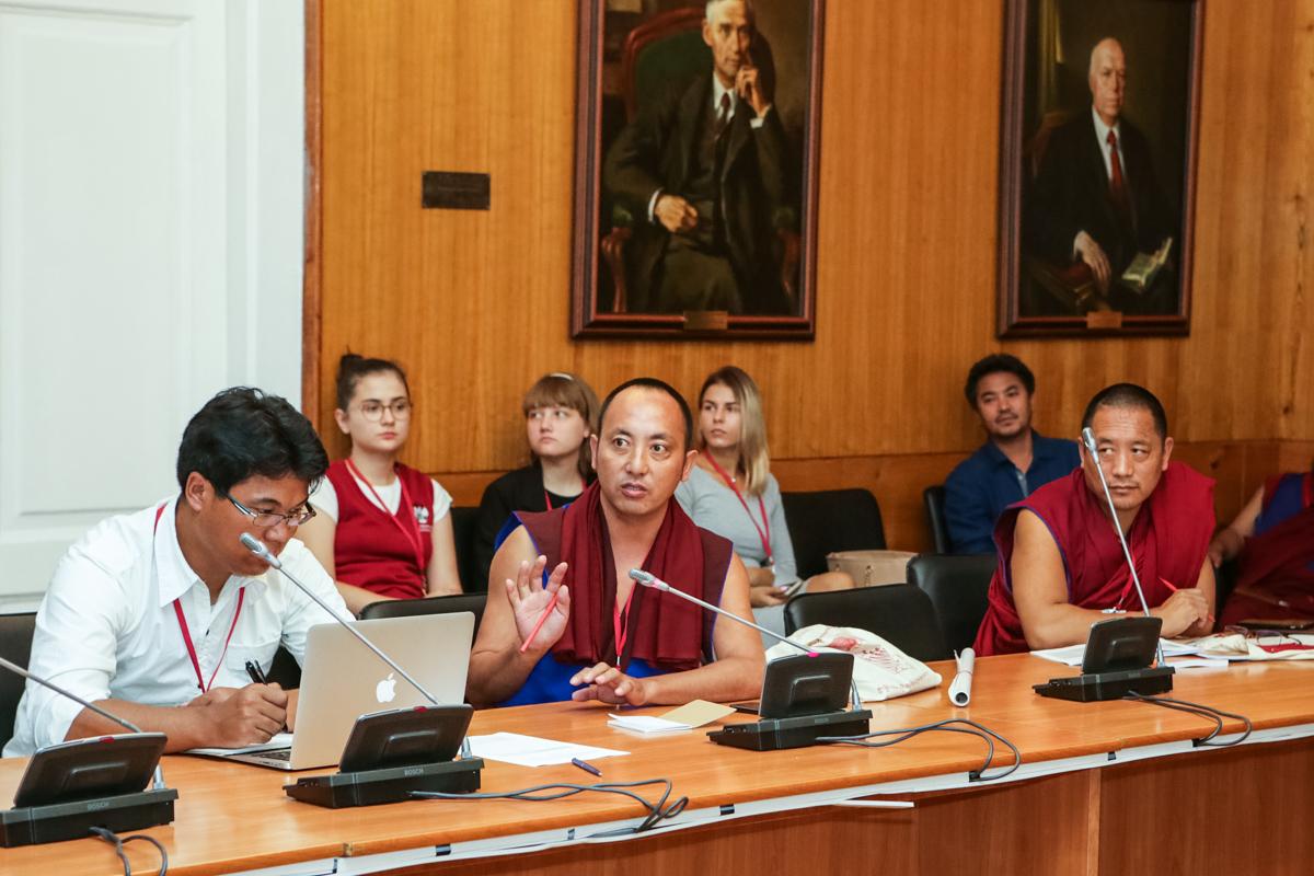 В СПбГУ прошел 5-й Международный семинар молодых тибетологов