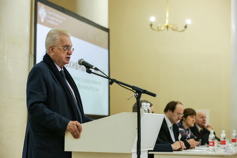Михаил Пиотровский принял участие в юбилейном Архивном съезде