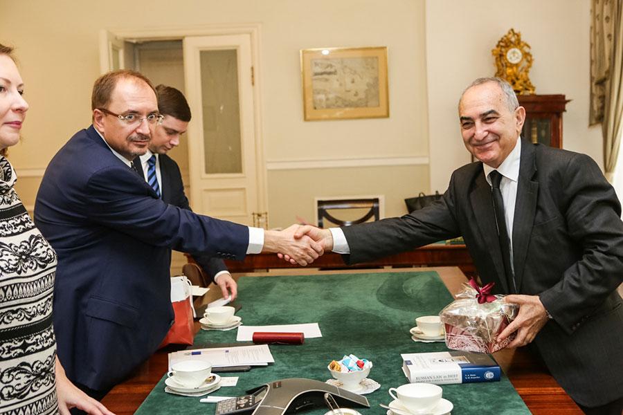 Генконсул Турции возглавит совет образовательной программы СПбГУ