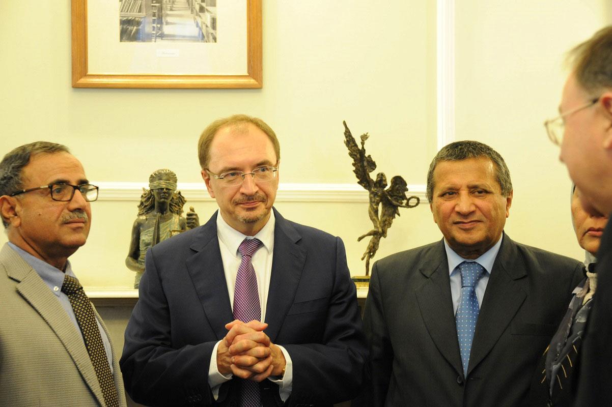 St Petersburg University builds bridges between Russia and Yemen