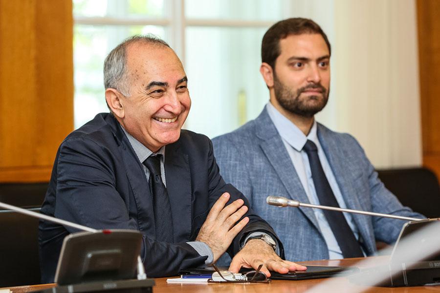 Анкарский университет и СПбГУ расширяют образовательное сотрудничество