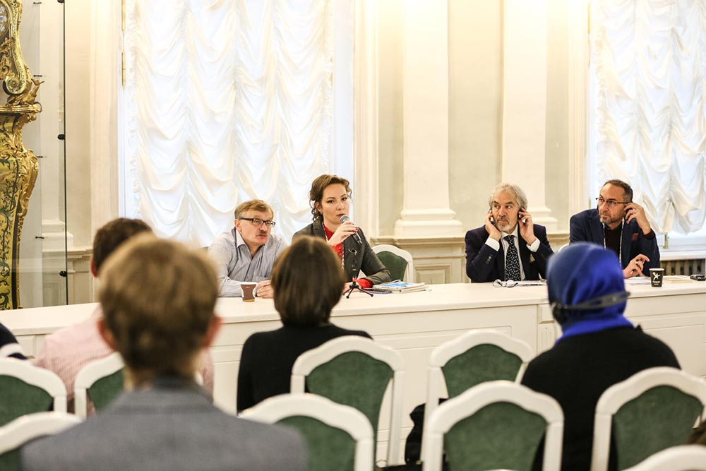 Literary and cultural relations between Istanbul and St Petersburg have been discussed at the VIII St Petersburg Cultural Forum