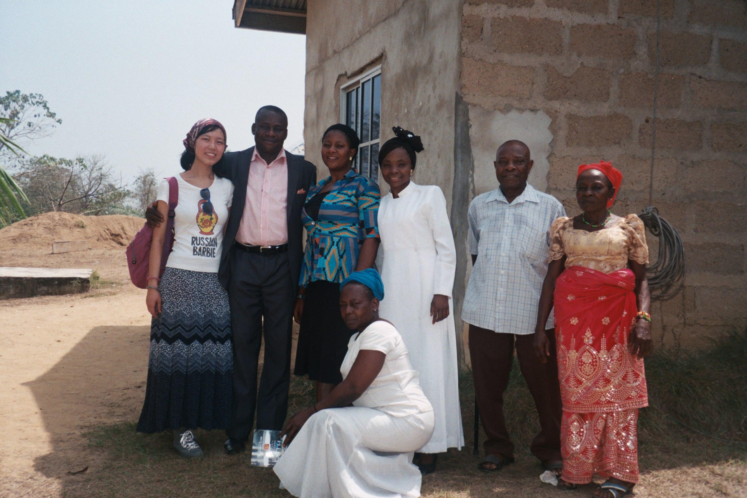 Победитель конкурса «Голоса Африки» рассказала об экспедиции в Нигерию