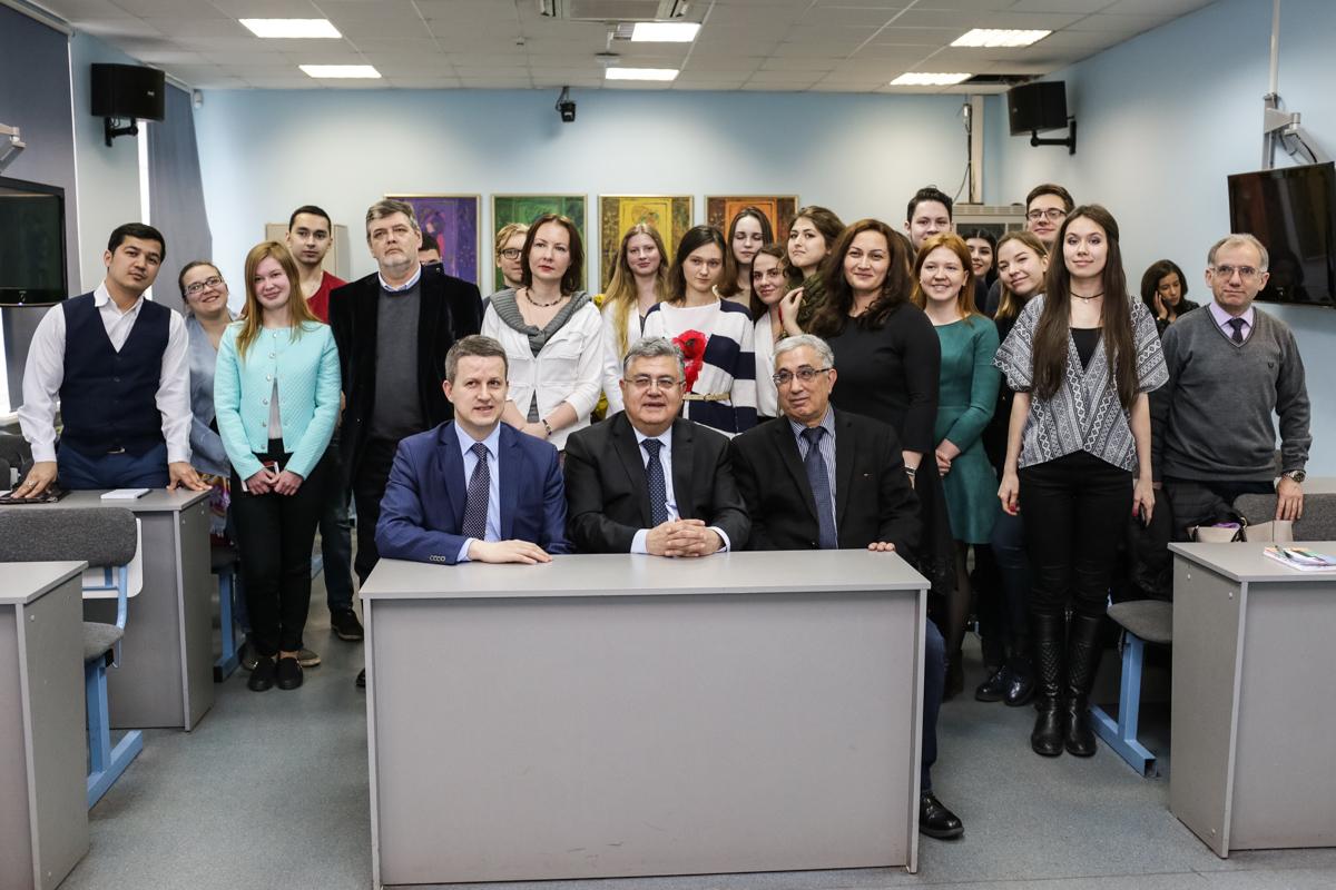 "Ambassador of Turkey in Russia: ""The school of Turkic studies at SPbU is the best in Russia"""