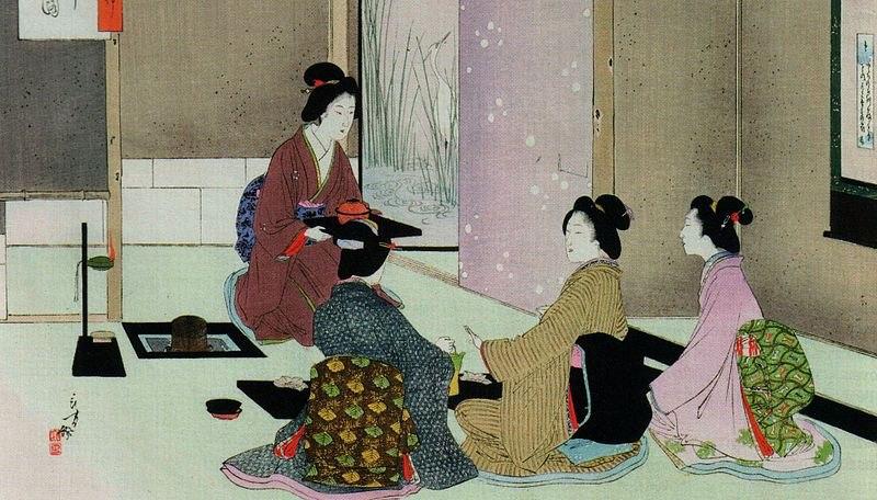 Преподаватель СПбГУ Анастасия Борисова расскажет о структуре школ японских традиционных искусств