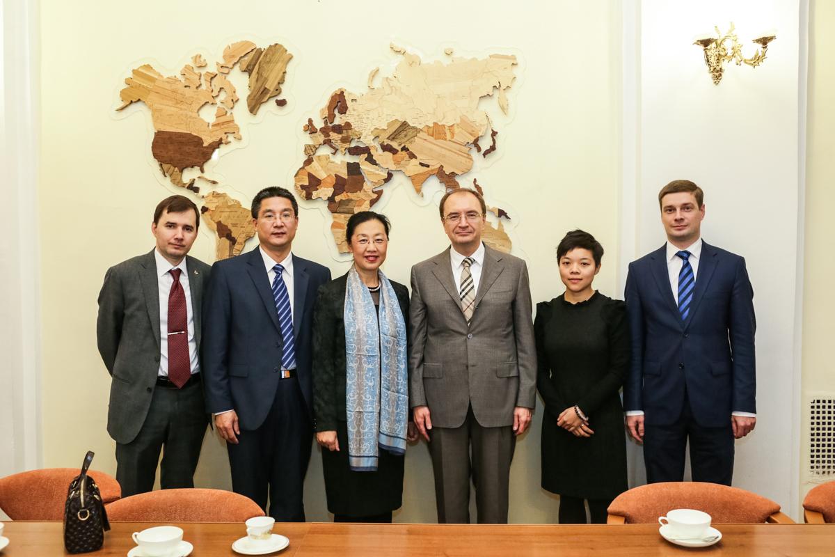 В фокусе российско-китайского сотрудничества — развитие советов программ