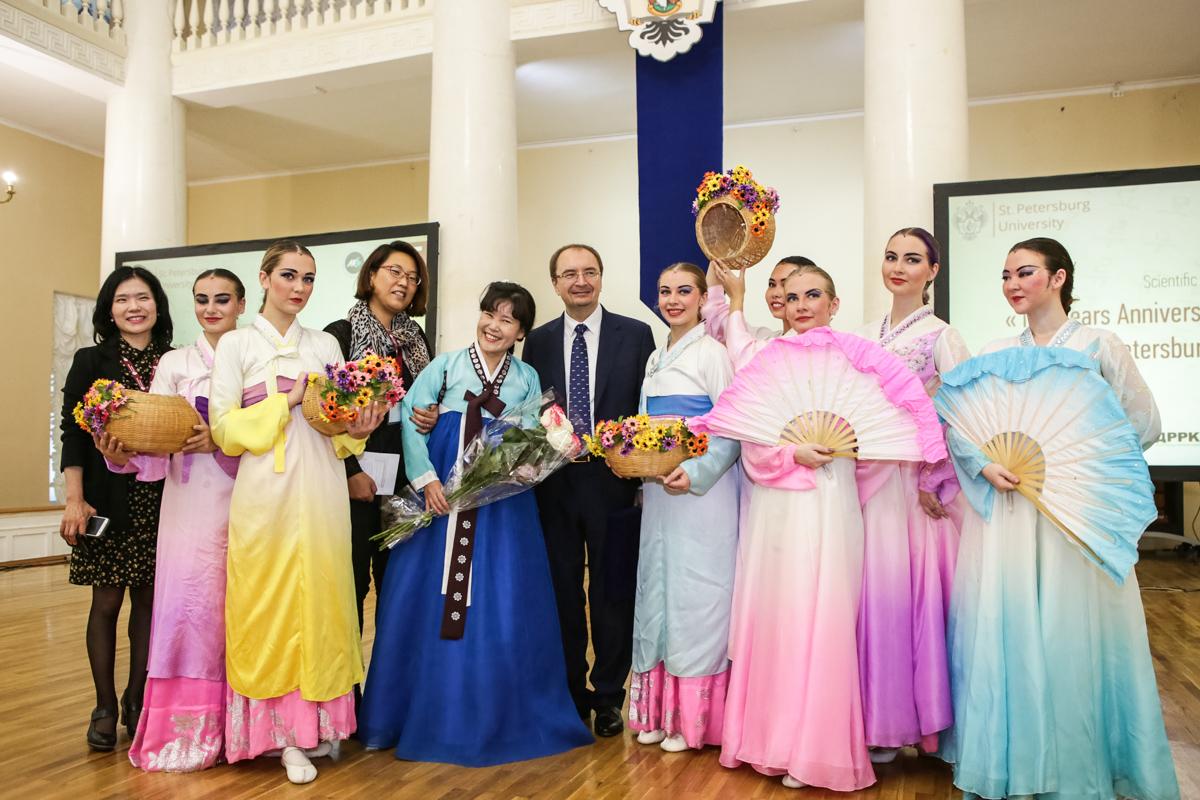 В СПбГУ рассказали о первой в Европе корееведческой школе