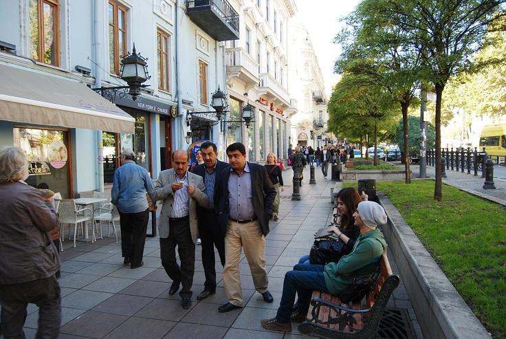 В Университете обсудят феномен тбилисской «улицы»