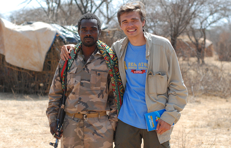 """Young scientists to go on an expedition for the """"Voices of Africa"""""""
