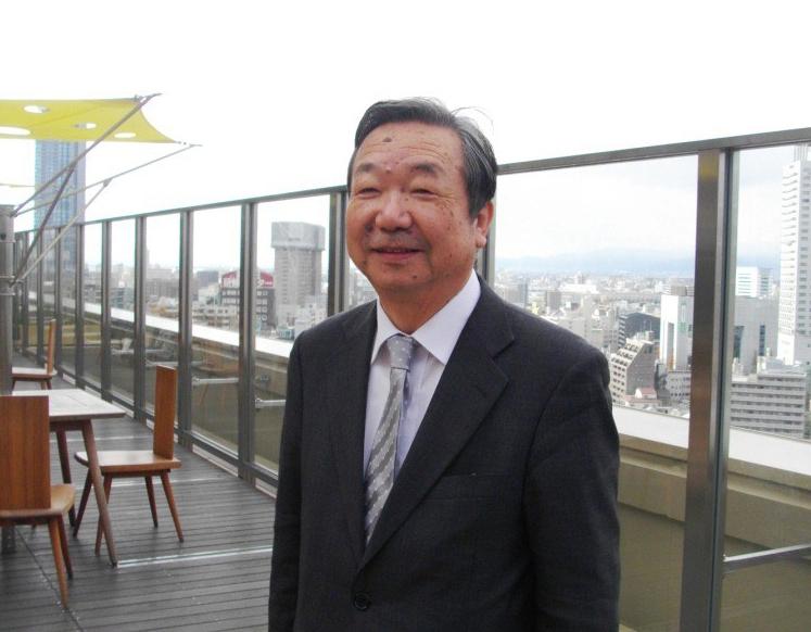 В Университете прочтет курс лекций профессор Вакио Фудзимото