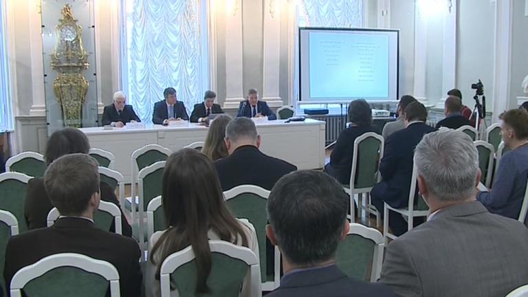 Телеканал «Санкт-Петербург»: В СПбГУ обсуждают вопросы евразийской безопасности