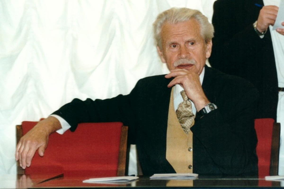 В Университете вспомнили одного из крупнейших востоковедов ХХ века