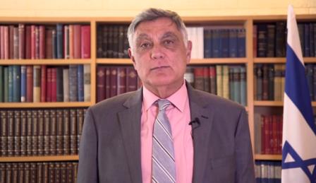 В СПбГУ выступит специалист по Ближнему Востоку, дипломат, доктор Хаим Корен
