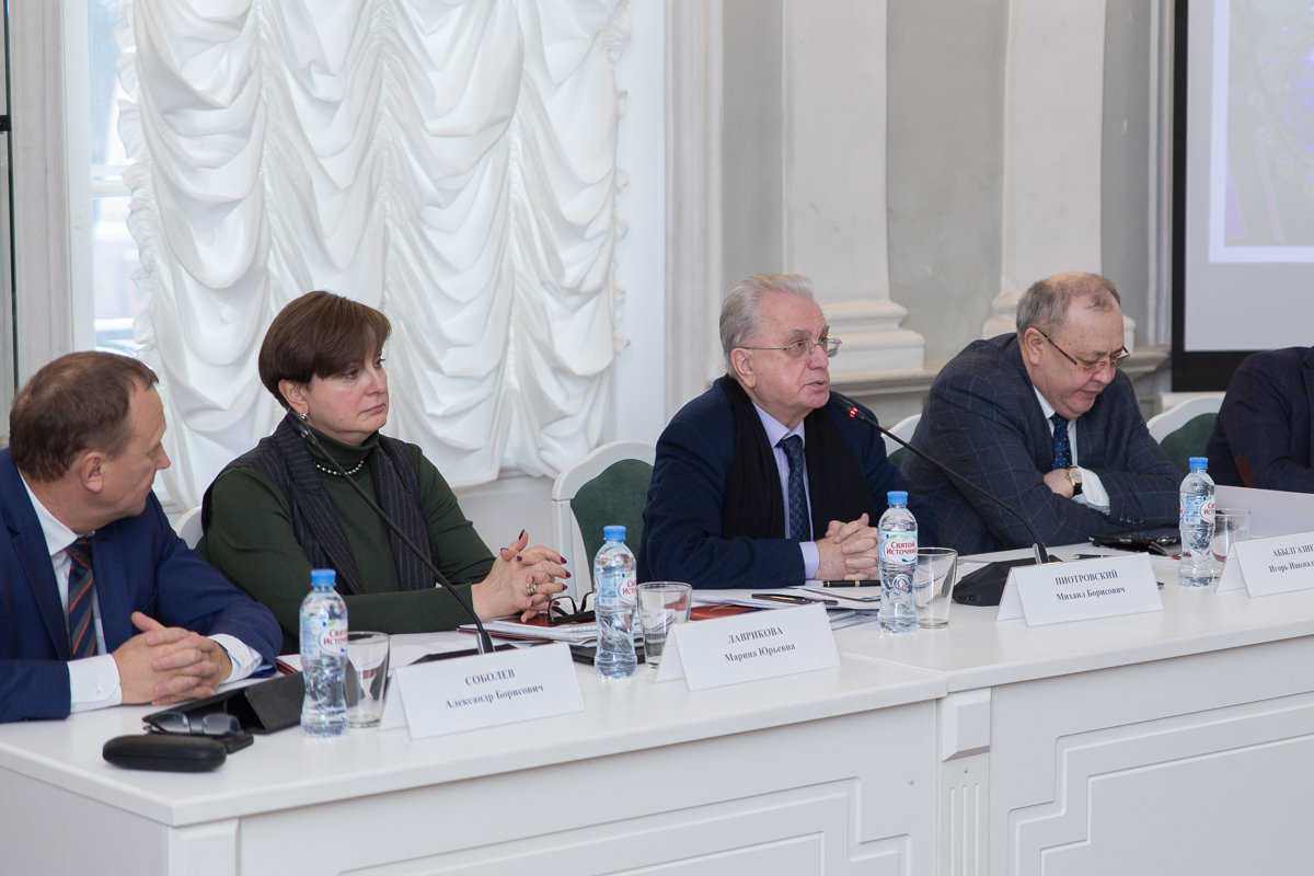 В СПбГУ состоялось первое заседание ФУМО по востоковедению и африканистике