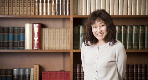 Лекция японской писательницы Экуни Каори