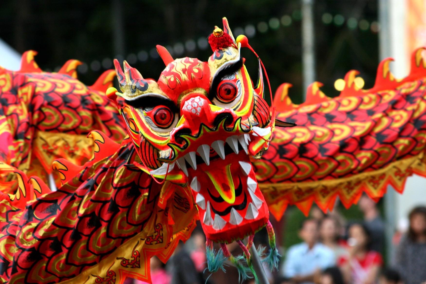 Празднование китайского Нового года в Петербурге начнется в СПбГУ