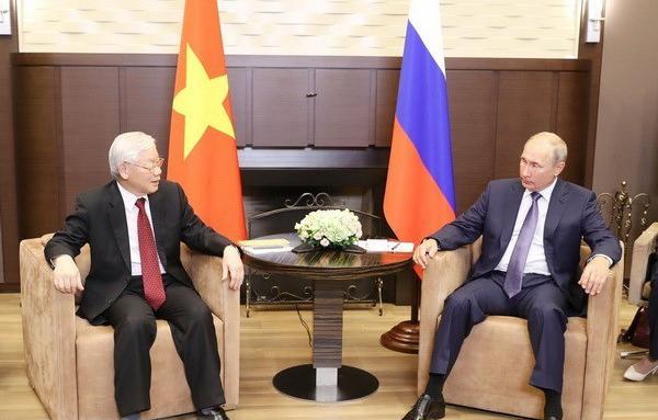 VIETNAMNET: Vladimir Kolotov said Vietnam-Russia relations thrive in 2018