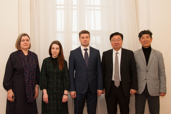 The Silk Road Universities Network has invited St Petersburg University to join