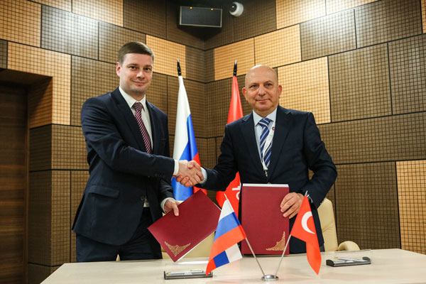 St Petersburg University has partnered with leading Turkish universities