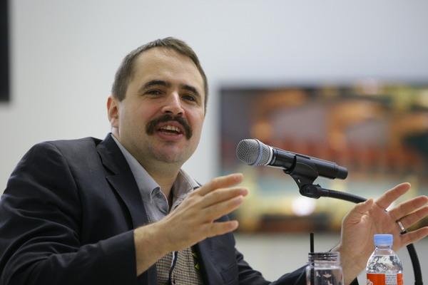 6 декабря — доклад профессора университета Осло корееведа Владимира Тихонова