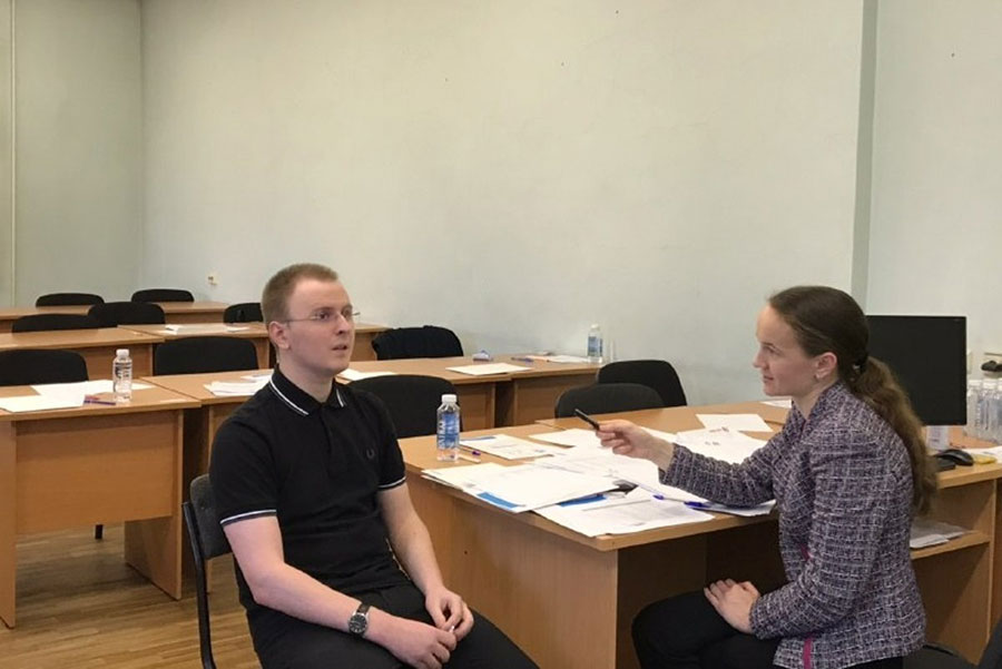 More than 2,500 test their proficiency level in Oriental languages at St Petersburg University