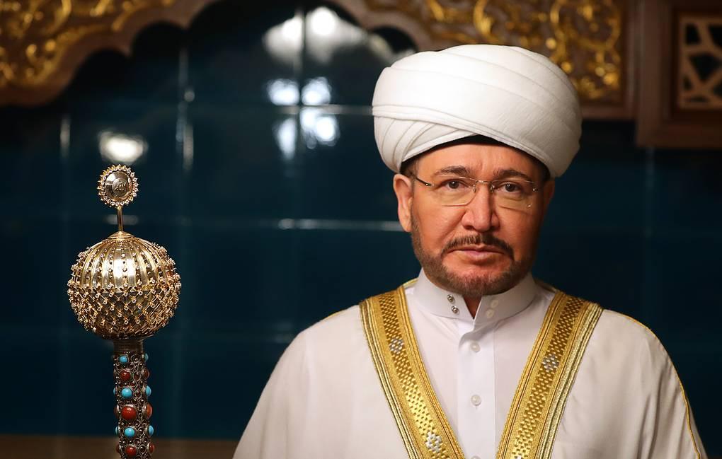 ТАСС: муфтий шейх Равиль Гайнутдин — о сотрудничестве с СПбГУ