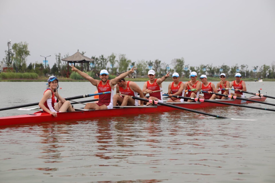 St Petersburg University team overtakes Oxford, Yale and Harvard at the World Rowing University Regatta