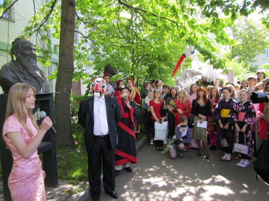 День филолога и восточника в 2011 г.
